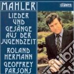 Mahler Gustav - Lieder Un Gesange Aus Der Jugendzeit cd musicale di Gustav Mahler