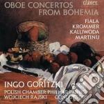 Kalliwoda Joan Wenzel - Concertino X Oboe Op.110 cd musicale di KALLIWODA JOAN WENZE