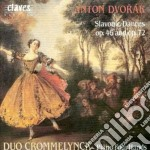 Dvorak Antonin - Opere X Pf A 4 Mani Vol.2: Danze Slave cd musicale di Antonin Dvorak