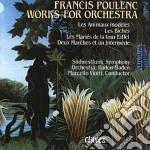 Poulenc Francis - Opere X Orchestra: Suite Da L