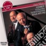 TRIO X PF E ARCHI D 898, D 28 cd musicale di Franz Schubert