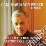 Weber Carl Maria Von - Lieder cd musicale di WEBER CARL MARIA VON