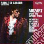 Mozart Wolfgang Amadeus - Arie D'opera E Da Concerto cd musicale di Wolfgang Amadeus Mozart