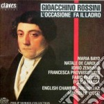 L'OCCASIONE FA IL LADRO cd musicale di Gioachino Rossini