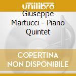 QUINTETTO CON PF OP.45, TRIO OP.59 cd musicale di Giuseppe Martucci