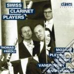 MUSICA X CLAR E CORNI DI BASSETTO cd musicale