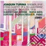 Turina Joaquin - Quartetto Op.4