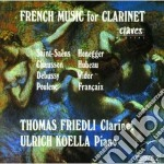 MUSICA X CLAR FRANCESE cd musicale
