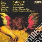 Composizioni Di Boyce, Handel, Corelli,cherpentier, A.marcello, Manfredini cd musicale