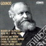 Gounod Charles - Requiem, Messa N.2 Op.1 cd musicale di Charles Gounod