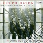 QUARTETTO X ARCHI N.1 > N.6 OP.76 cd musicale di Haydn franz joseph