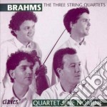 QUARTETTI X ARCHI (INTEGRALE) cd musicale di Johannes Brahms