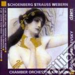 LANGSAMER SATS, 5 SATZE cd musicale di Anton Webern