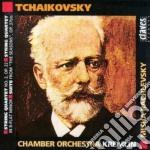QUARTETTO N.2 OP.22, QUARTETTO IN SIB MI cd musicale di Ciaikovski pyotr il'
