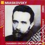 MIASKOVSKY cd musicale