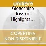 ARIE D'OPERA DA IL SIGNOR BRUSCHINO, LA cd musicale di Gioachino Rossini