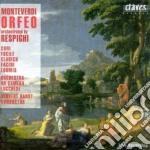 ORFEO (ORCHESTRAZIONE DI RESPIGHI) cd musicale di Claudio Monteverdi