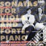 SONATA X VLA cd musicale di DITTERSDORF CARL DIT