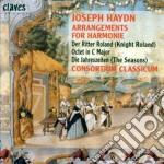 Haydn Franz Joseph - Le Stagioni, Ottetto In Do Mag, Der Ritter Roland -