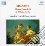 QUARTETTI X PF E ARCHI (INTEGRALE) cd musicale di Johannes Brahms