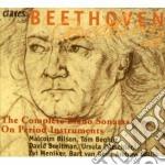 Sonate x pf (integrale) cd musicale di BEETHOVEN LUDWIG VAN