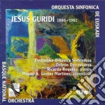 Guridi Jesús - Homenaje A Walt Disney, 10 Melodias Vascas, Una Aventura De Don Quijote, Euzko I cd musicale di JesÚs Guridi