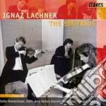 TRII X PF E ARCHI (INTEGRALE) cd musicale di Lachner franz paul