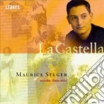 MUSICA X FL A BECCO BAROCCA ITALIANA cd musicale