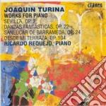 Turina Joaquin - Sevilla Op.2, Danzas Fantasticas Op.22,sanlucar De Barrameda Op.24, Diesde Mi T cd musicale di Joaquin Turina