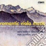 MUSICA X VLA E PF ROMANTICA cd musicale