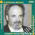 MUSICA RUSSA X ORCHESTRA cd musicale