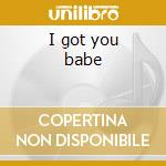 I got you babe cd musicale