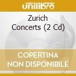 ZURICH CONCERTS cd musicale di GUY/BRAXTON