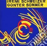 Irene Schweizer / Gunter Sommer - Duo cd musicale di IRENE SCHWEIZER & GU
