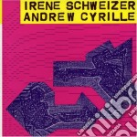 SAME cd musicale di IRENE SCHWEIZER & AN