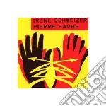 Schweizer, Irene-fav - Duo cd musicale di IRENE SCHWEIZER & PI