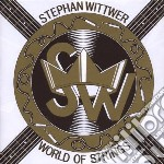World of strings cd musicale di Stephan Wittwer