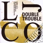 Barry Guy - Double Trouble cd musicale di Barry-london ja Guy