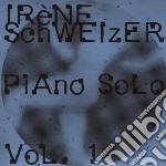 Piano solo (vol 1) cd musicale di Irene Schweizer