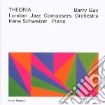 Barry Guy - Theoria cd musicale di Barry guy/the london