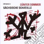 SACHSISCHE SCHATULLE cd musicale di GUNTER SOMMER