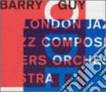 Ode cd musicale di Barry-london ja Guy