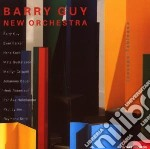 Barry Guy New Orchestra - Inscape / Tableaux cd musicale di GUY BARRY NEW ORCHES