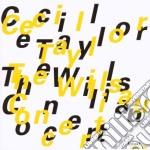 Cecil Taylor - Willisau Concert cd musicale di TAYLOR CECIL