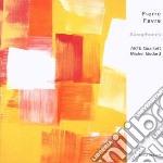 Favre, Pierre & Arte - Saxophones cd musicale di FAVRE PIERRE