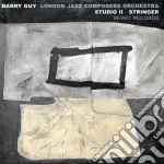STUDY II, STRINGER cd musicale di GUY BARRY LONDON COM