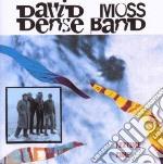 David Moss - Texture Time cd musicale di DAVID MOSS DENSE BAN