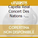 Harmonie Universelle Sampler cd musicale di Jordi Savall