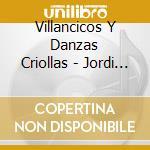 Villancicos y danzas criollas cd musicale