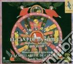 Il canto della sibilla cd musicale di Jordi Savall